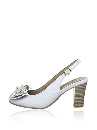 Caprice  Zapatos Genevra (Blanco)