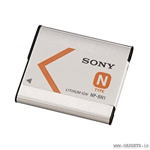 Digital Camera compatible Battery for Sony NP-BN1 by Digitek