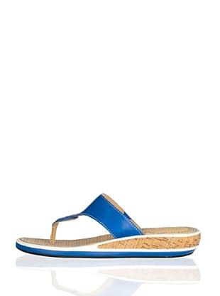 Rockport Sandalias Esclavas Jaque (Azul)
