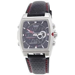 Casio Edifice World time Analog-Digital Multi-Color Dial Men's Watch - EFA-120L-1A1VDF (ED244)