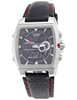 Casio Edifice World time Analog-Digital Multi-Color Dial Men's Watch - EFA-120L-1A1VDF (ED244)