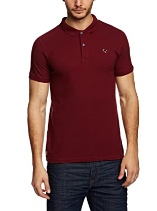 Weekend Offender Polo Casual (Granate)