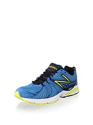 New Balance Men's M870 Light Stability Running Shoe (Blue/Black)