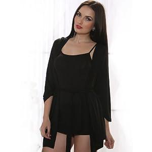 Cloe Black Women Rope Nightwear NS0243B13