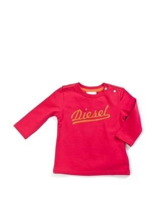 Diesel Baby Longsleeve (Rot)