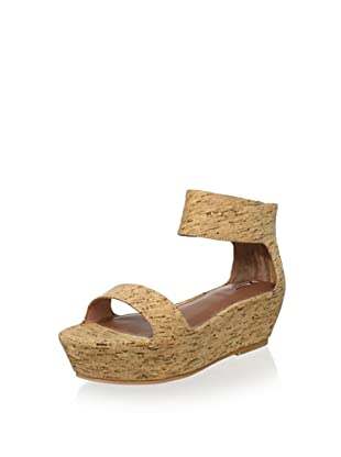 Matiko Women's Angelica Flatform (Natural/Cork)