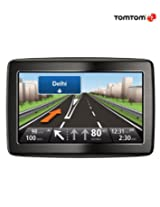 TomTom Via 120 Portable Vehicle GPS with 4.3-inch Screen