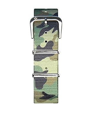 Oxygen Uhrenarmband Nato 22 mm camouflage