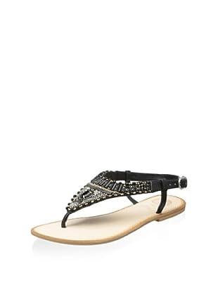 Gioseppo Women's Nelli Sandal (Black)
