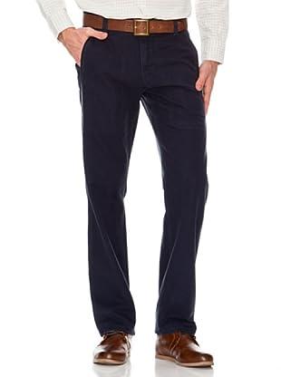 Dockers Pantalón Recto Casual (azul oscuro)