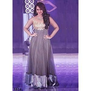 Sonakshi Grey Gown