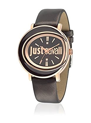 Just Cavalli Reloj de cuarzo Woman Lac Negro 42 mm