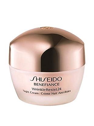 Shiseido Nachtcreme Benefiance Wrinkle Resist 24 50.0 ml, Preis/100 ml: 109.98 EUR
