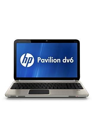 HP Ordenador Pavilion dv6-6c53ss  Aluminio