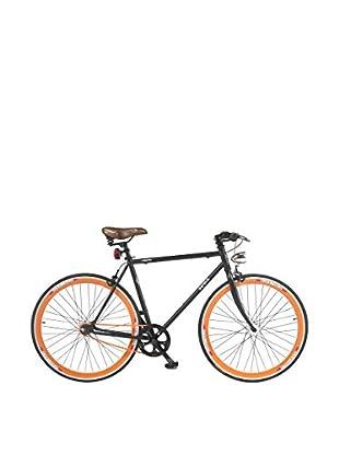 Cicli Cloria Milano Fahrrad Magenta schwarz