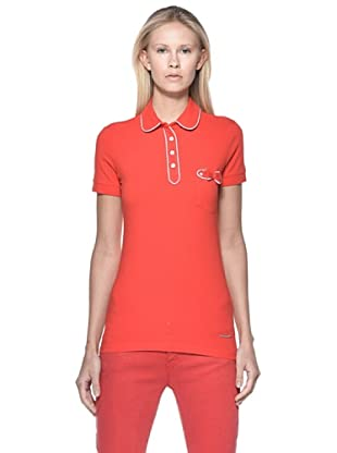 Love Moschino Polo Stretch (Rojo)