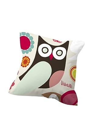Funda de Cojín Dream Big Owl (Multicolor)