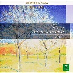 モニク・アース演奏 ラヴェル:ピアノ作品全集 のAmazonの商品頁を開く