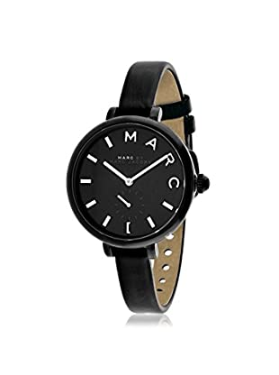 Marc by Marc Jacobs Women's MJ1417 Black Leather Watch