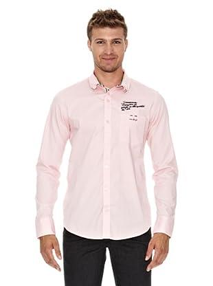 Unitryb Camisa Lisa (Rosa)