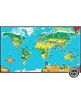 Leapfrog Enterprises Tag Interactive World Map