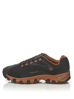 Timberland Schuhe (Schwarz/Orange)