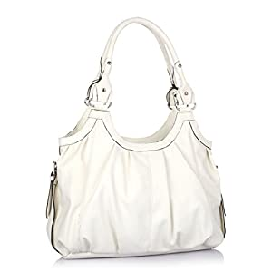 Off White Hobo Handbag