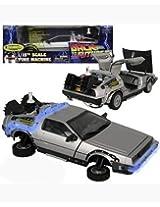 Diamond Select Back to the Future II DeLorean Time Machine.