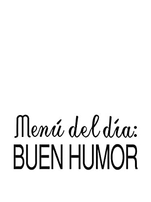 LO+DEMODA Wandtattoo Buen Humor