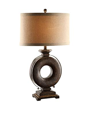 Greenwich Lighting Kelsey Table Lamp, Golden Nugget