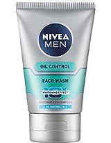 Nivea Men Oil Control Face Wash (10X whitening) 100ml