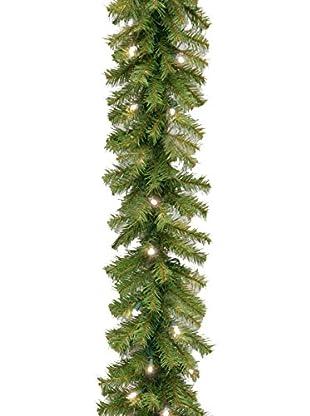 National Tree Company 9' Norwood 50-Light Fir Garland