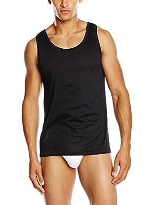 Fragi 2tlg. Set Unterhemden Bob S/Lvestset2Pz.Black