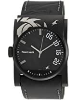 Fastrack Analog Black Dial Men's Watch - 3056NL01