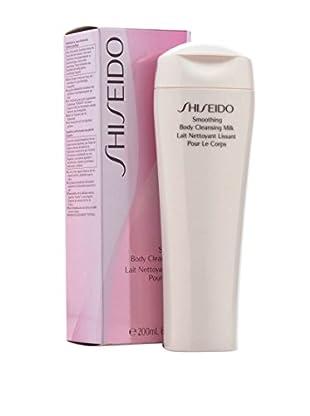 Shiseido Reinigungsmilch Smoothing 200.0 ml, Preis/100 ml: 15 EUR