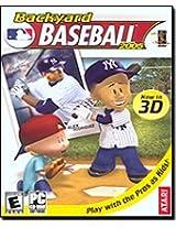 Backyard Baseball - Jewel Case (PC)