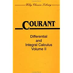 【クリックで詳細表示】Differential and Integral Calculus, Volume 2 (Wiley Classics Library)