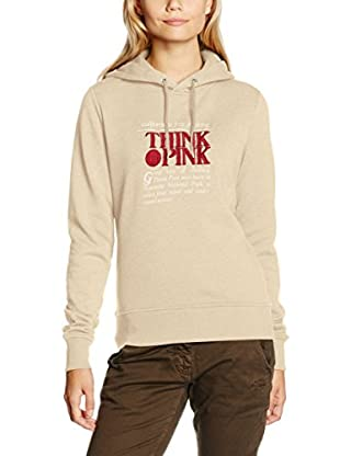 Think Pink Kapuzensweatshirt