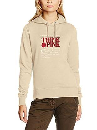 THINK PINK Kapuzensweatshirt