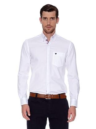Caramelo Camisa Fabien (Blanco)