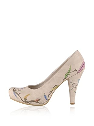 Dogo High Heel Owl Colour Lover (Creme)