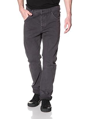 Big Star Men's Straight Leg Selvage Union Jean (Raw)