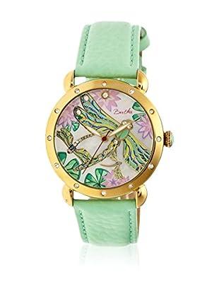 Bertha Uhr mit Japanischem Quarzuhrwerk Jennifer mint 41 mm