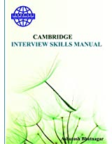 Cambridge Interview Skills Manual