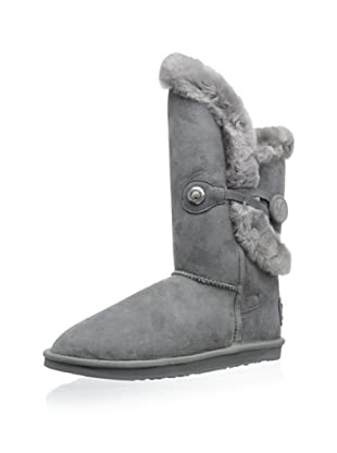 Australia Luxe Collective Women's Nordic Shearling Short Boot (Gray)