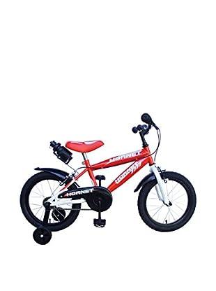 Schiano Fahrrad 16 Hornet 01V rot