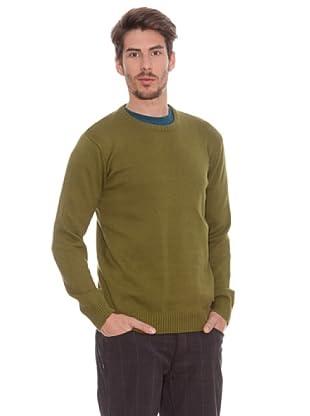 Timeout Jersey Liso Redondo (verde oliva)