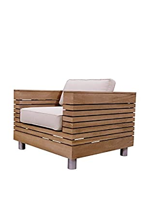 Jeffan Nova Club Chair, Natural