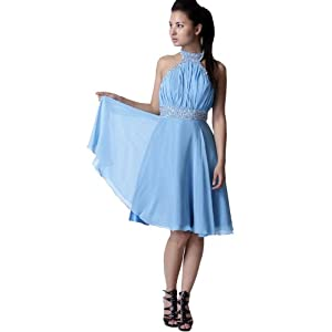 Trendy Divva Blue Women - Dresses