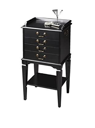 Butler Specialty Company Silver Chest, Black Licorice